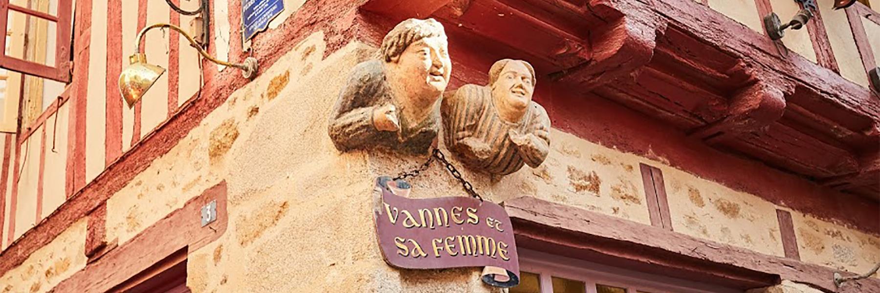 Locations appartements & maison en plein coeur de Vannes
