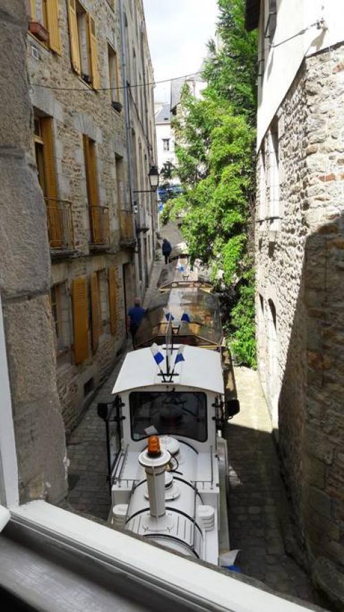 Location appartement port de plaisance Vannes - Les appartements d'Aurélien